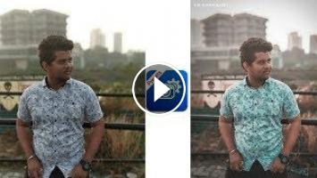 How To Use Preset Editing Brown On Lightroom (SV Editz)